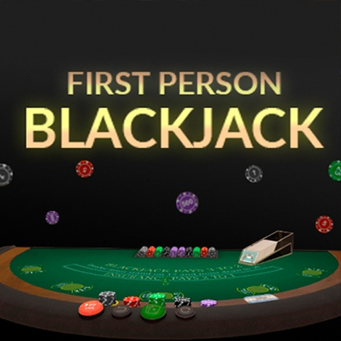 First Person Blackjack